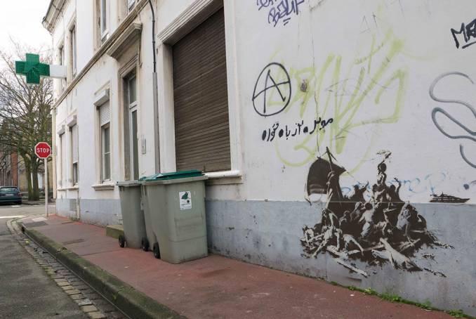 Calais centre ville
