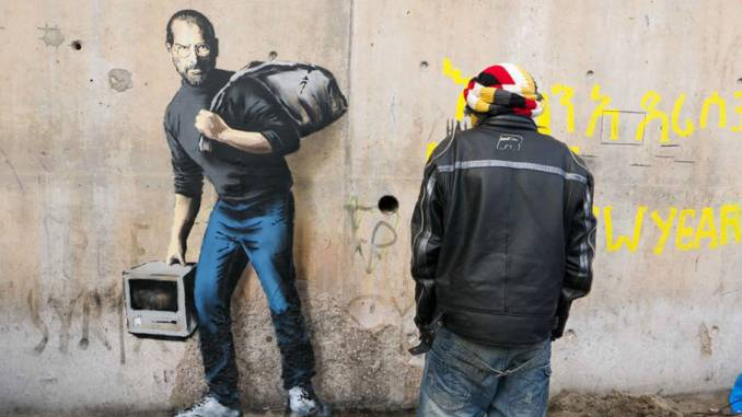 banksy-steve-jobs-calais_1