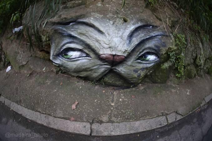 dalata - street art - rio de janeiro - santa teresa - bresil