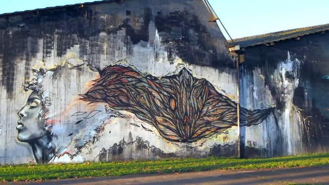 Jef x Moyoshi x La rouille - Redon // photo déc 2015 @vidos - street-art-avenue