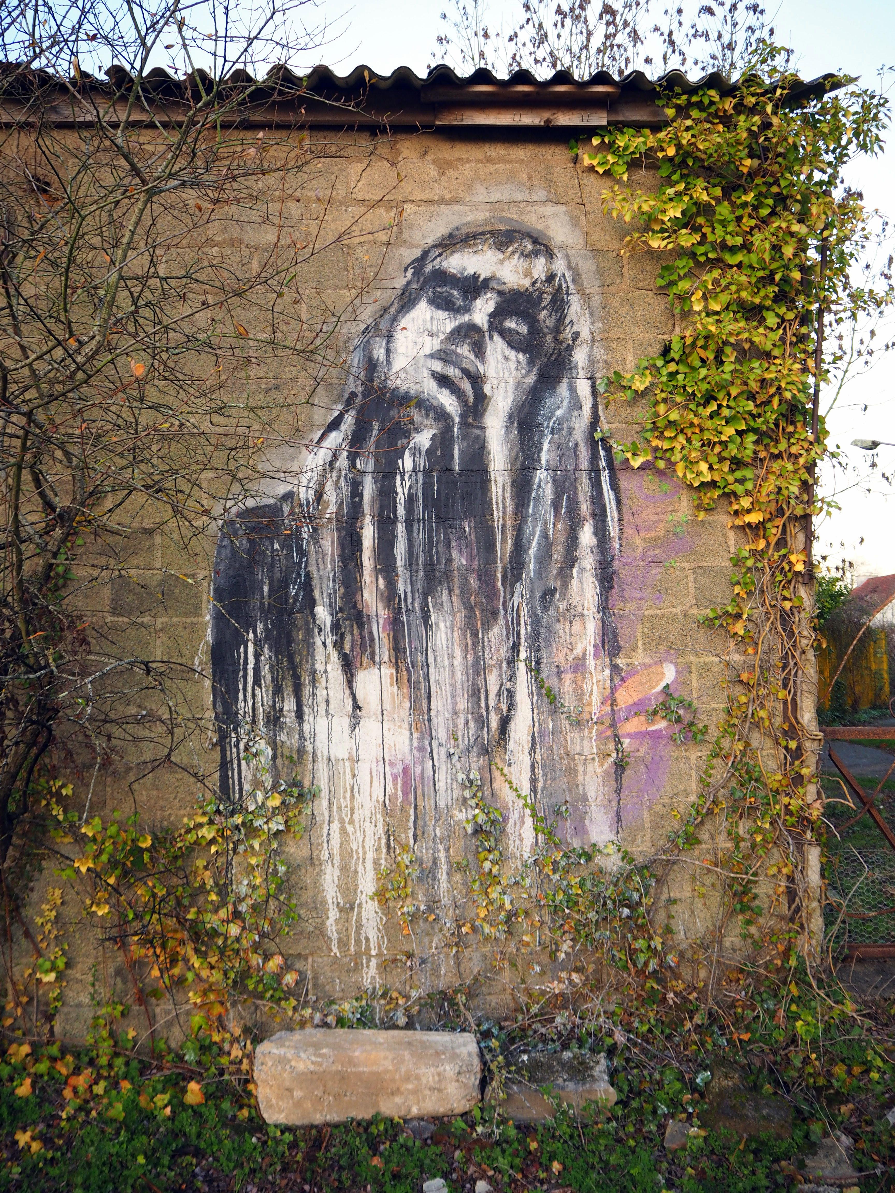Assez La rouille - Street Art Avenue OK56