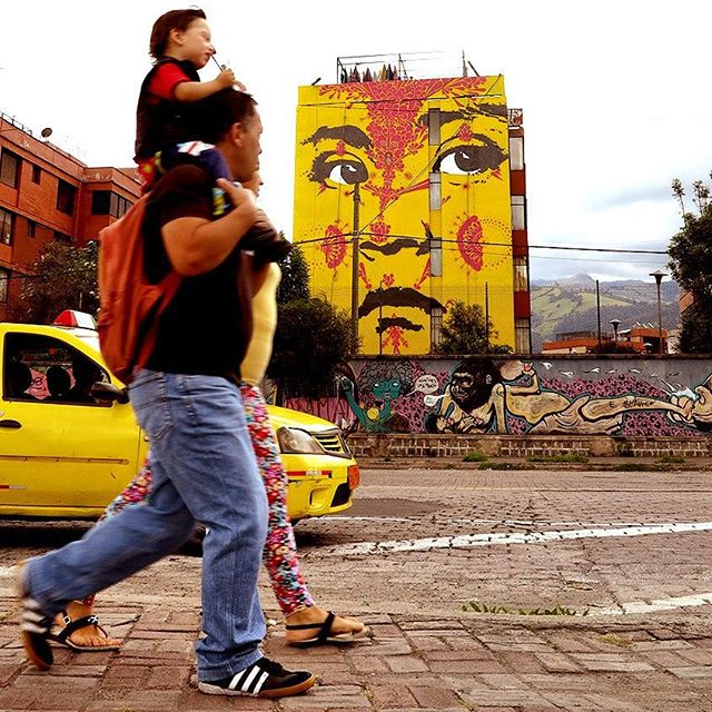 Festival Detonarte, Quito // photo 2015 © Stinkfish