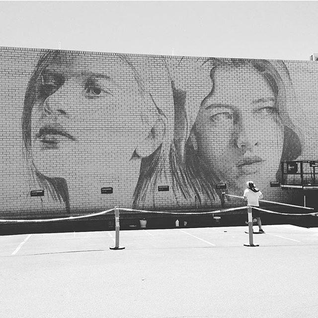 Rone - Re.discover festival - street art - bunbury