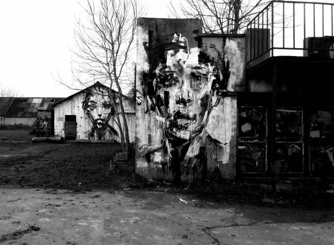la rouille - street art - friche urbex - redon