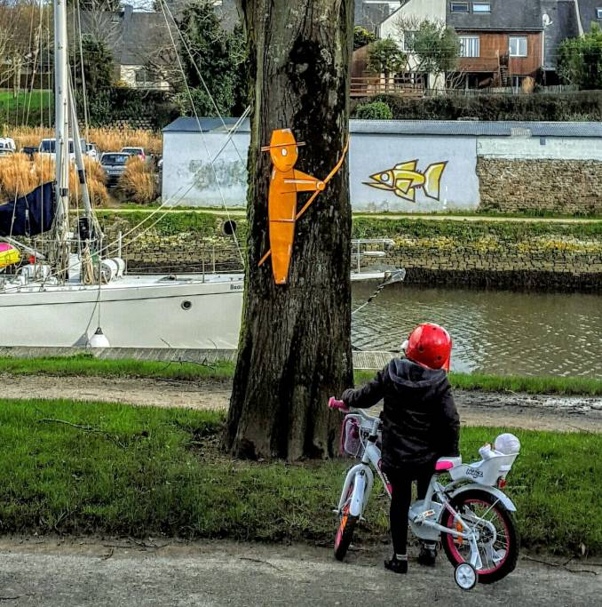 OOX vs. Le Poisson, Vannes  // photo 2016 street-art-avenue