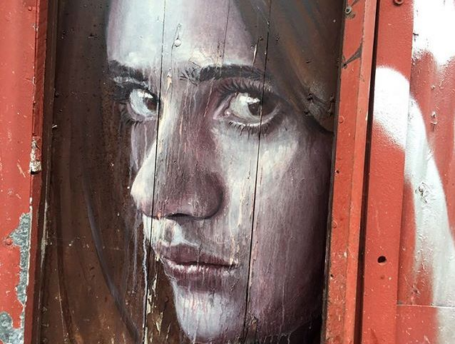 rone - street art - collinwood - melbourne