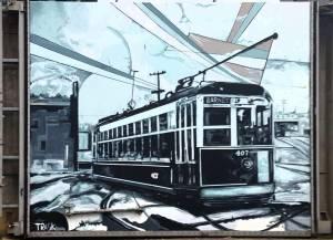 Ed Trask Street Art Richmond