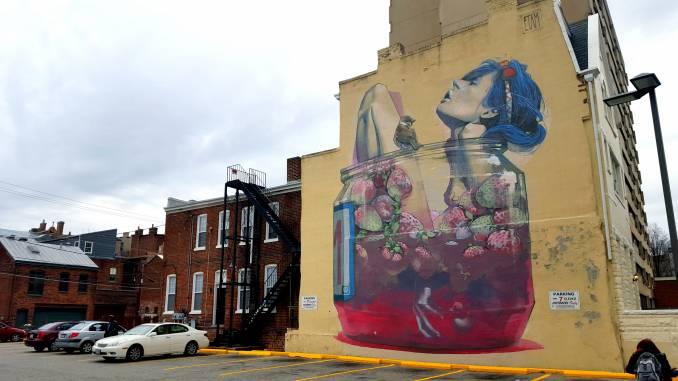 etam cru - betz- sainer - street art - richemond - moonshine