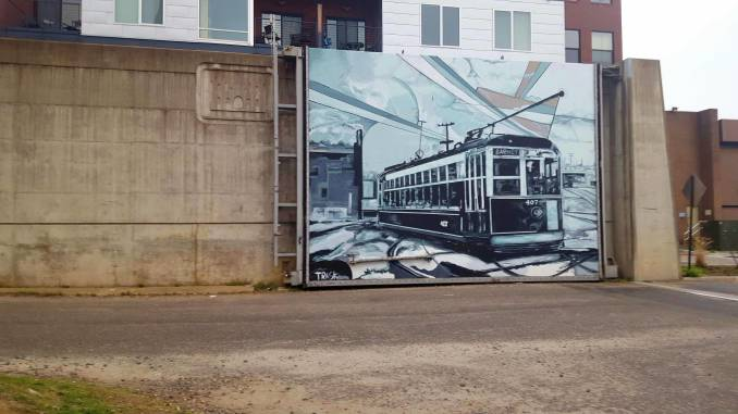 Ed Trask Street Art Richmond