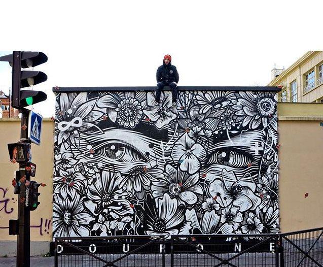 "Dourone, ""Nuevo Mundo 3.0"" Paris 2016"