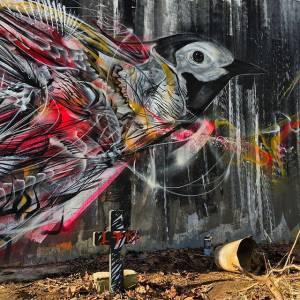 l7m - street art - riga - lettonie