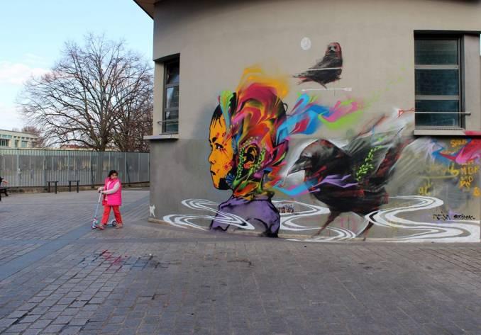 mesa - stinkfish - street art - vitry