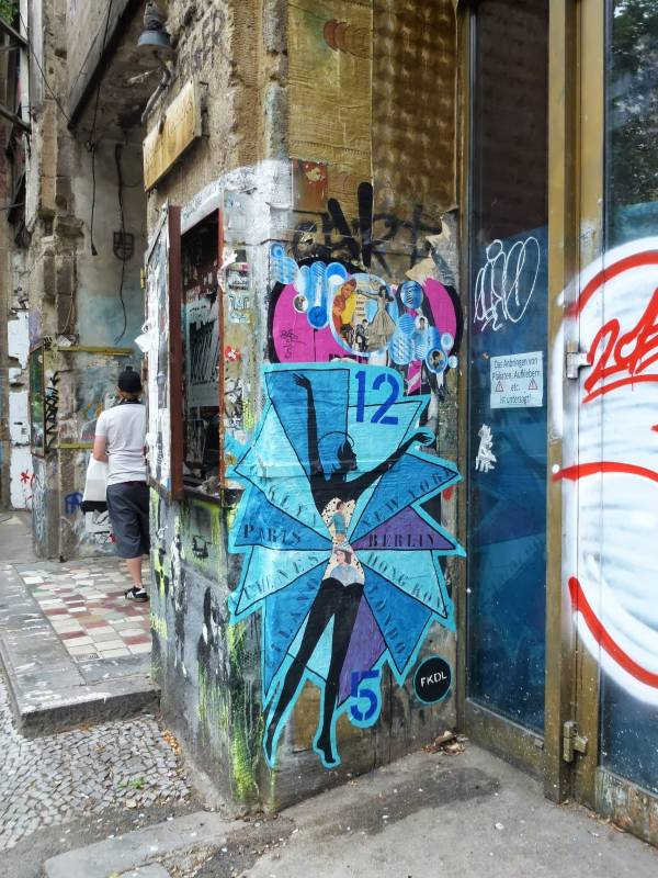 fkdl - franck duval - street art - tacheles -berlin