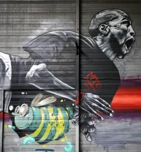 mto - street art - save the bee - strasbourg