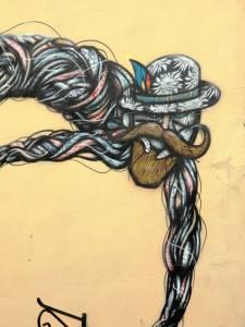lapin thur - street art- marseille