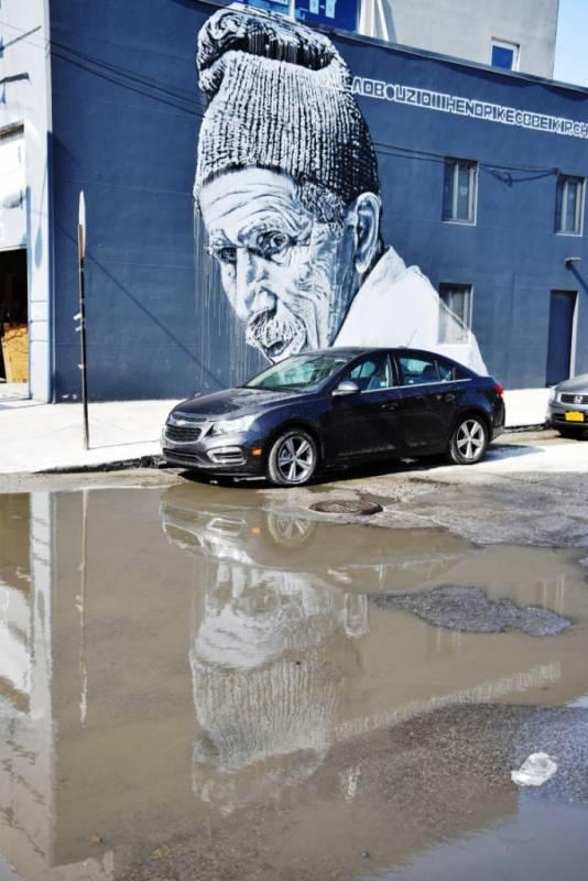 ecb - street art - brooklyn bushwick