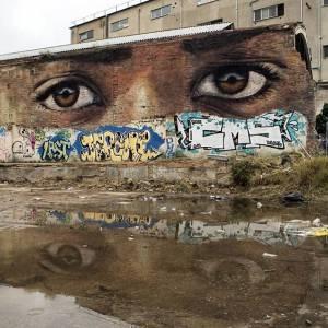 Jorge Rodriguez-Gerada - street art - Barcelone