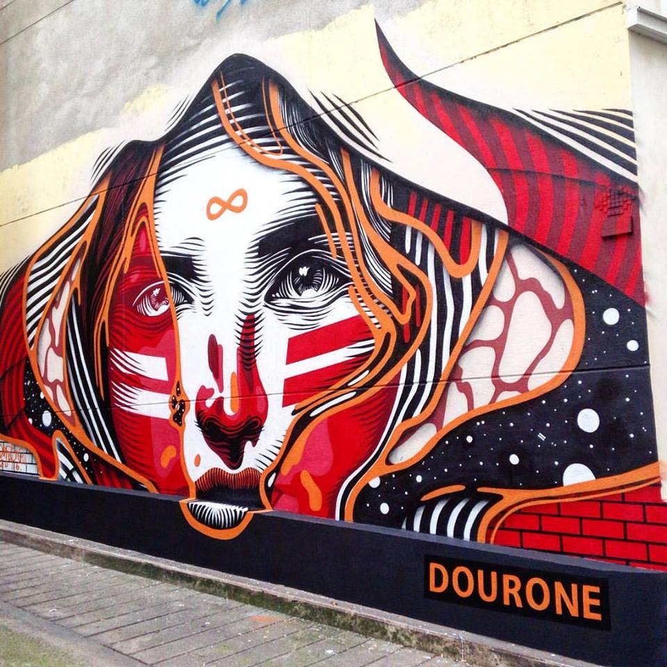 Dourone sainte marthe bellevile paris - Expo street art paris ...