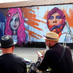 jef - aries - street art - vannes - bretagne