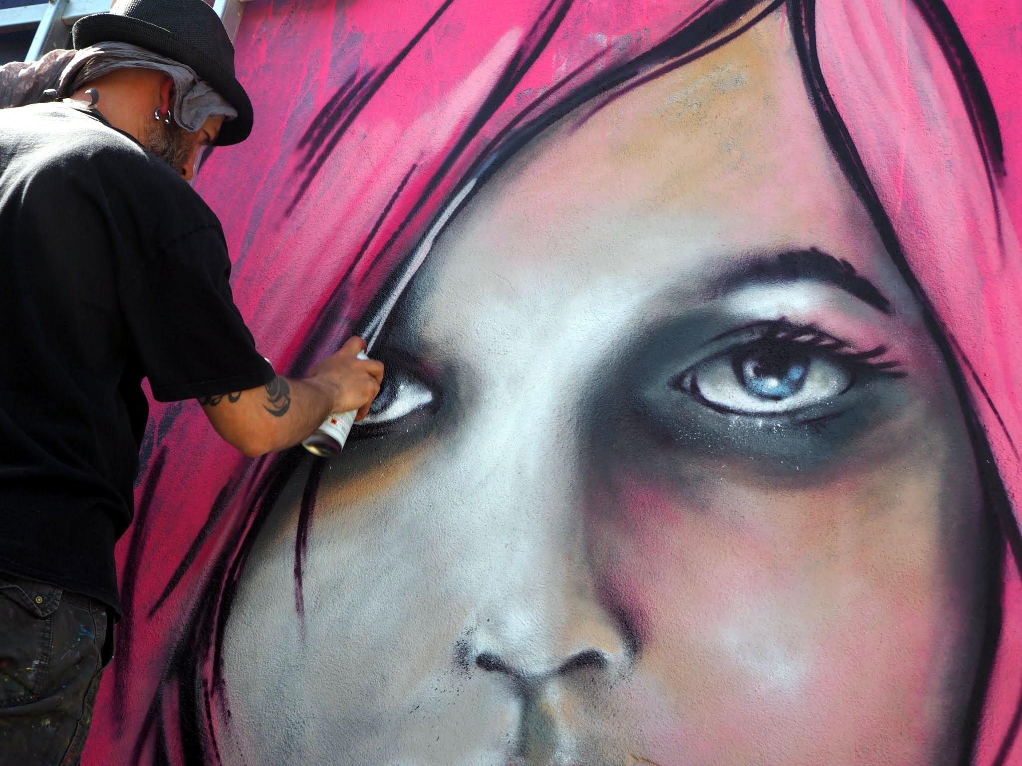jef - street art - vannes - bretagne