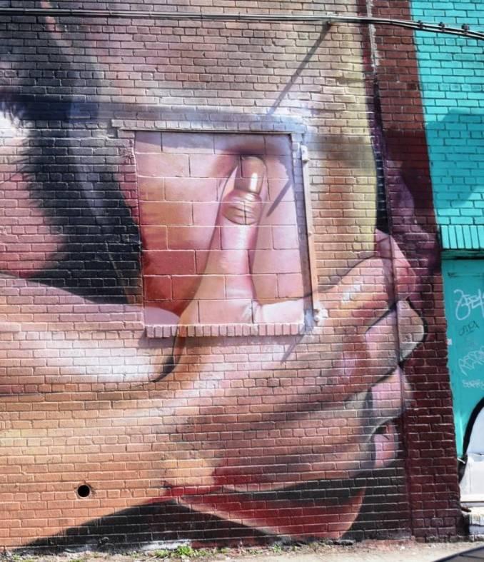 case maclaim - streetart - new york