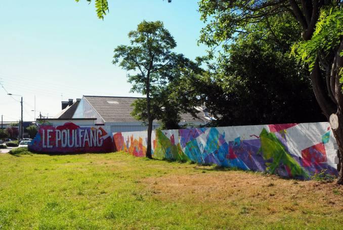 collectif a4 - street art - signe - séné - vannes - bretagne