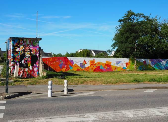 collectif a4 - aphone - street art - signe - séné - vannes - bretagne