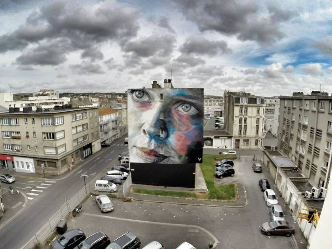 David Walker, Boulogne-sur-Mer // photo 2016 © Galerie Mathgoth