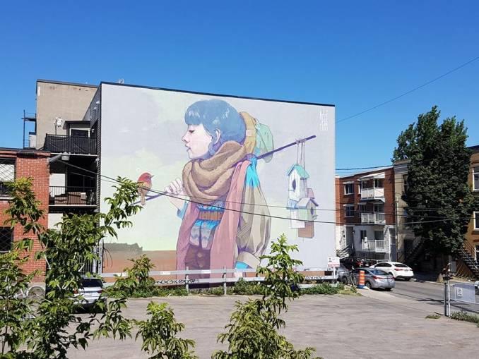 etam cru - street art - montreal - mu festival - canada