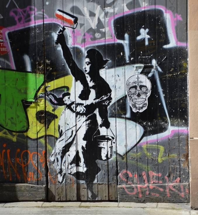 Go1N, Grenoble // photo © Street-Art-Lyon