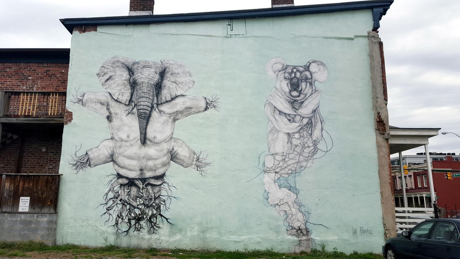 La Pandilla - Richmond 2012 - (c) street art avenue