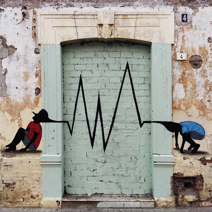 dadi dreucol - street art - malaga