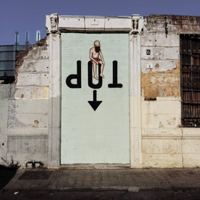 dadi dreucol - street art - top - malaga
