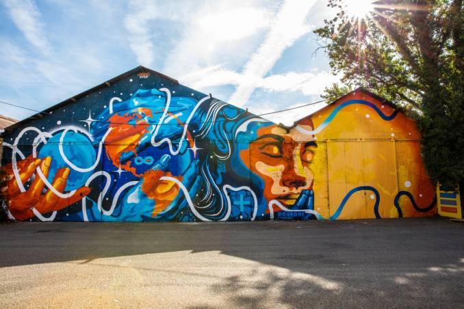 dourone - streetart - darwin ocean climax festival - bordeaux
