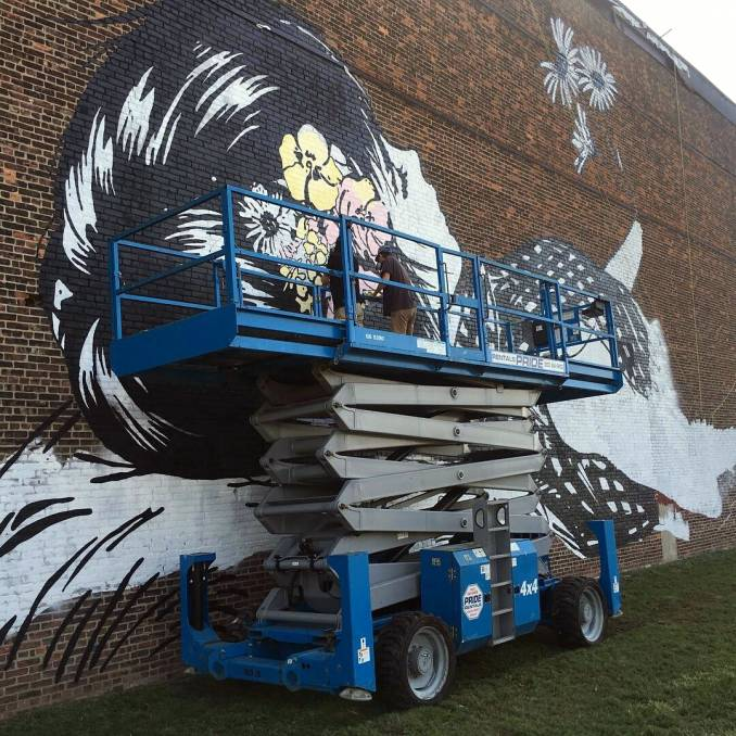 faile - street art - greenpoint - brooklyn - new york city