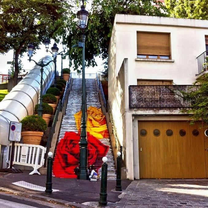 zag et sia - street art - graffic art festival - puteaux