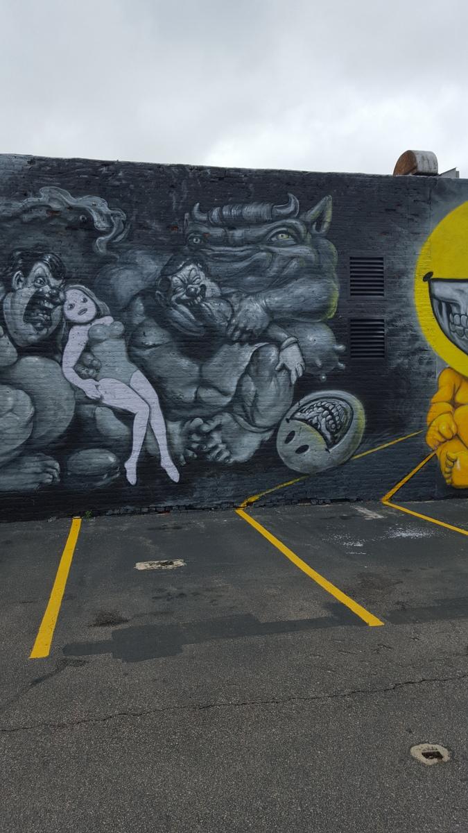 Ron English (c) street art avenue
