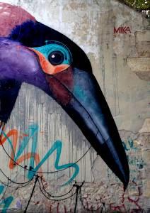 mika - street art -bordeaux