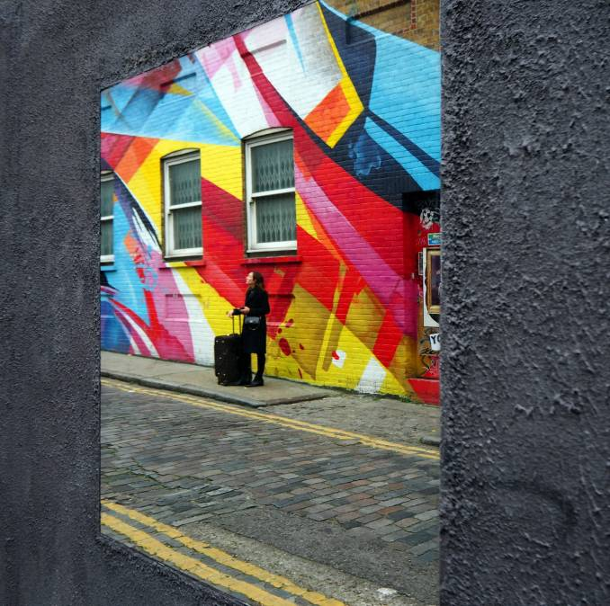 madc - claudia walde - street art - shoreditch - london