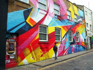 madc - claudia walde - street art - shoreditch - london