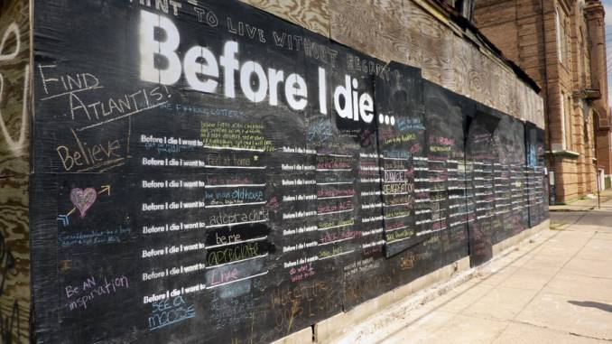 Before I Die... (New Orleans)