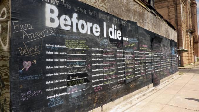Before I Die... (New Orleans)
