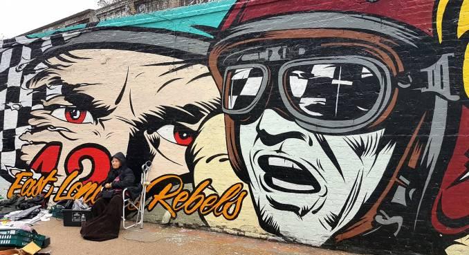 D*Face - rebels alliance - shoreditch - londres