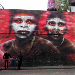 dale grimshaw - street art - shorditch - londres
