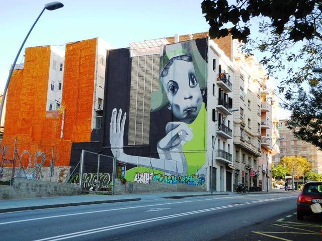 ethos - streetart - barcelone