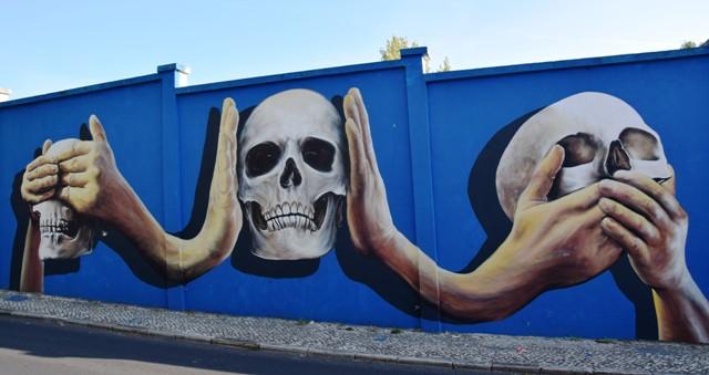 francisco camilo - streetart - lisbonne
