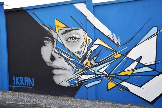 skran - streetart - lisbonne