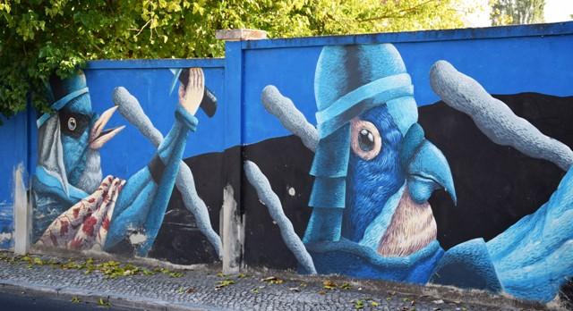 saddo - streetart - lisbonne