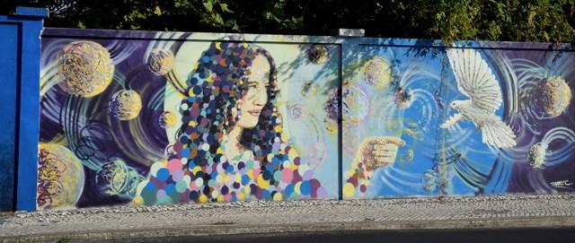 jimmy c- streetart - lisbonne