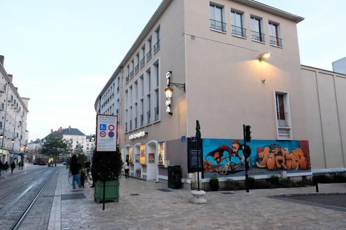 maye - street art - le mur orléans - david templier photographe